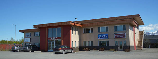Alutiiq Hearing Services in now located at 6407 Brayton Drive, Suite 104 Anchorage, Alaska 99507
